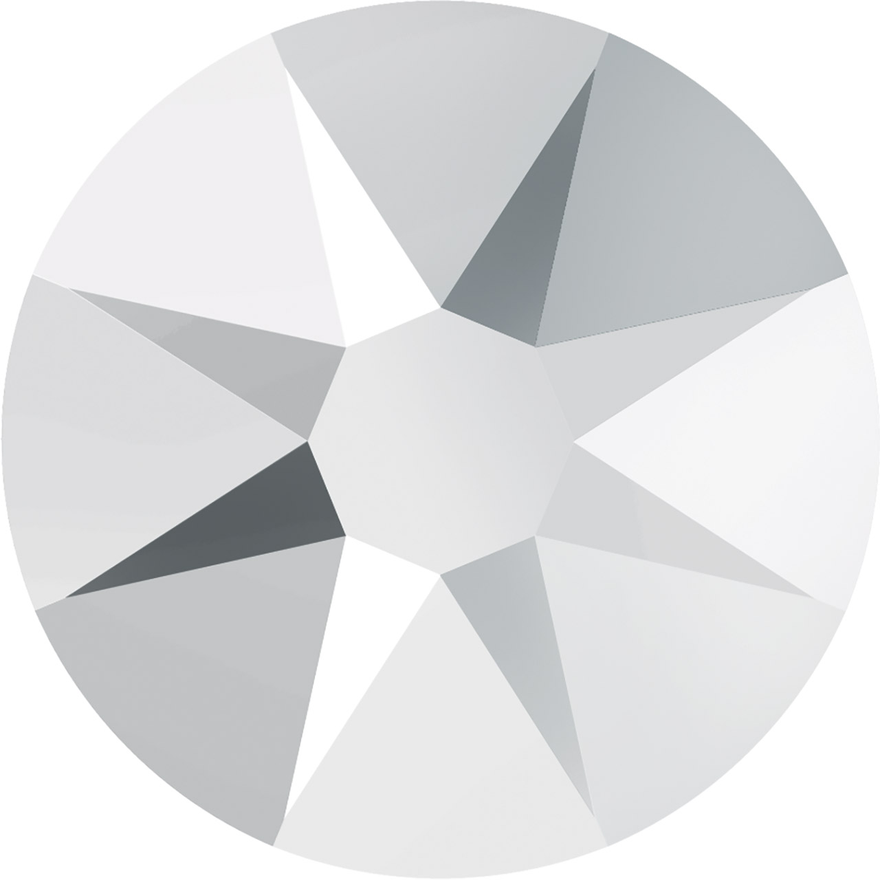 Rhinestone - Light Chrome