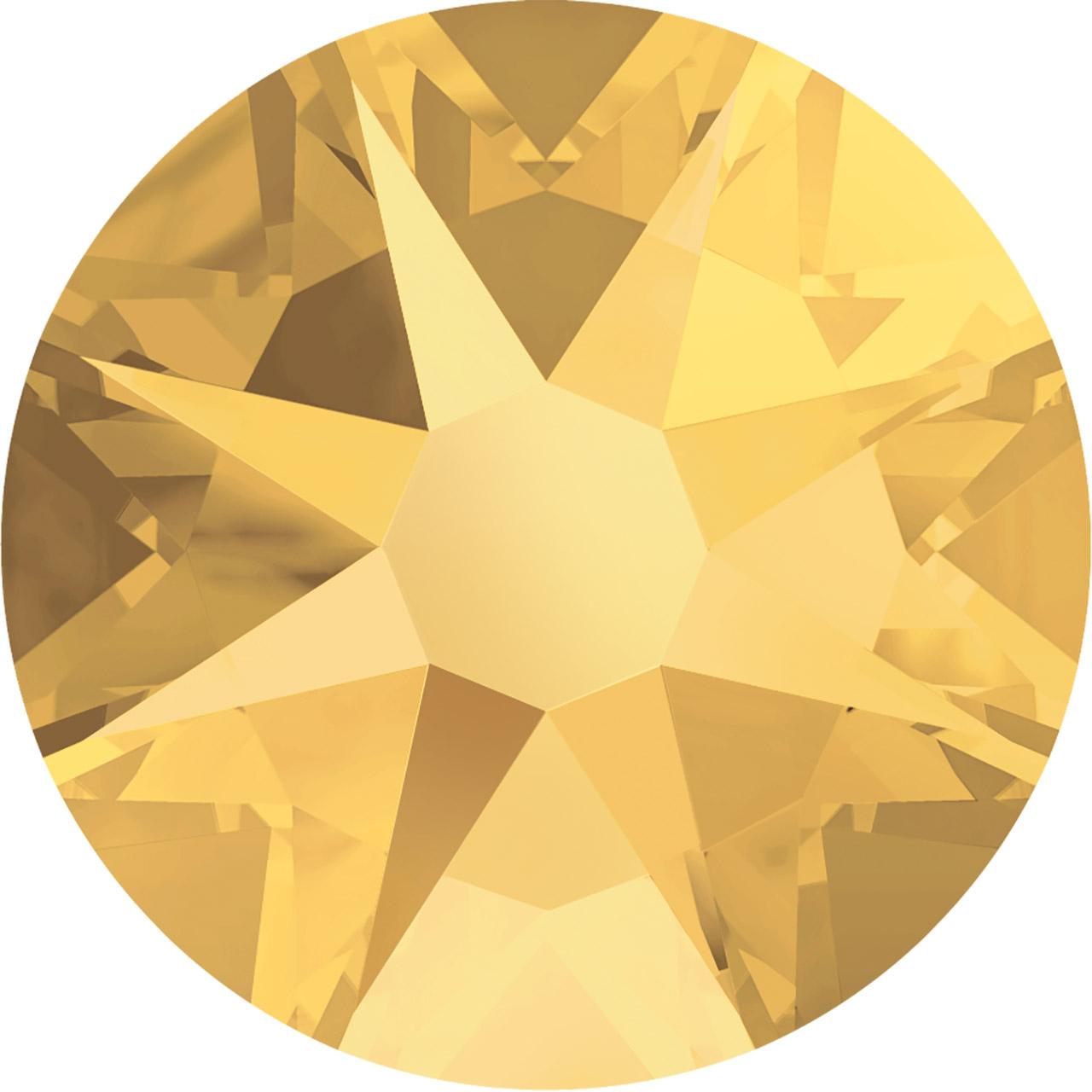 Rhinestone - Metallic Sunshine