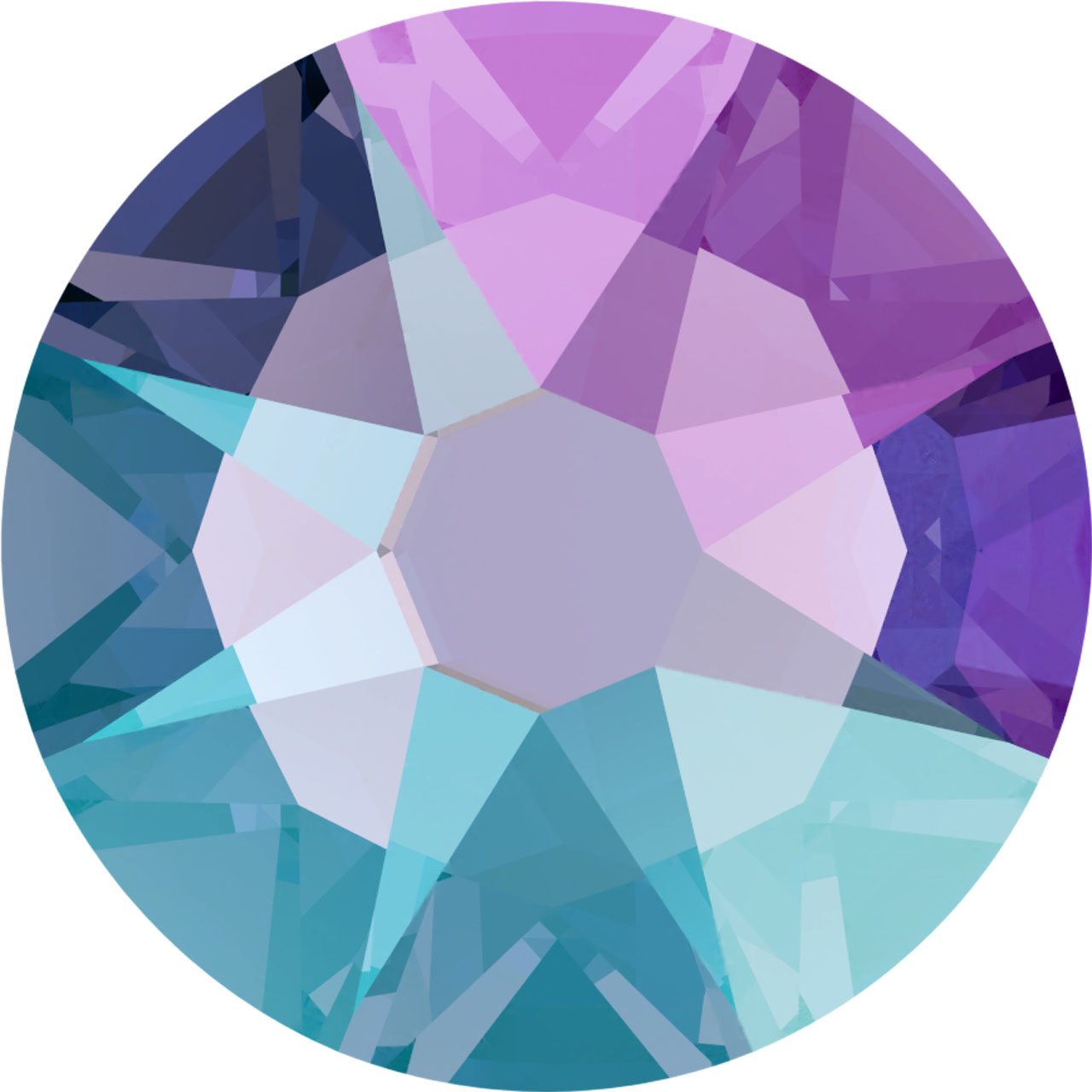Rhinestone - Tanzanite Shimmer
