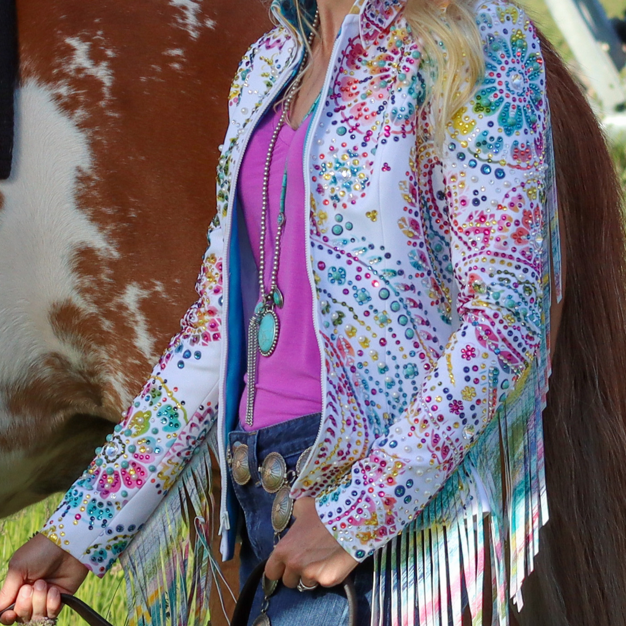 Farewell Jacket by Dry Creek Designs