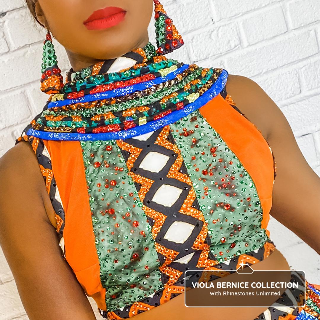 Viola Bernice Collection Sparkle in the Spotlight