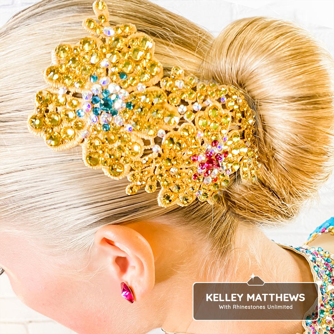 Sparkle in the Spotlight Kelley Matthews