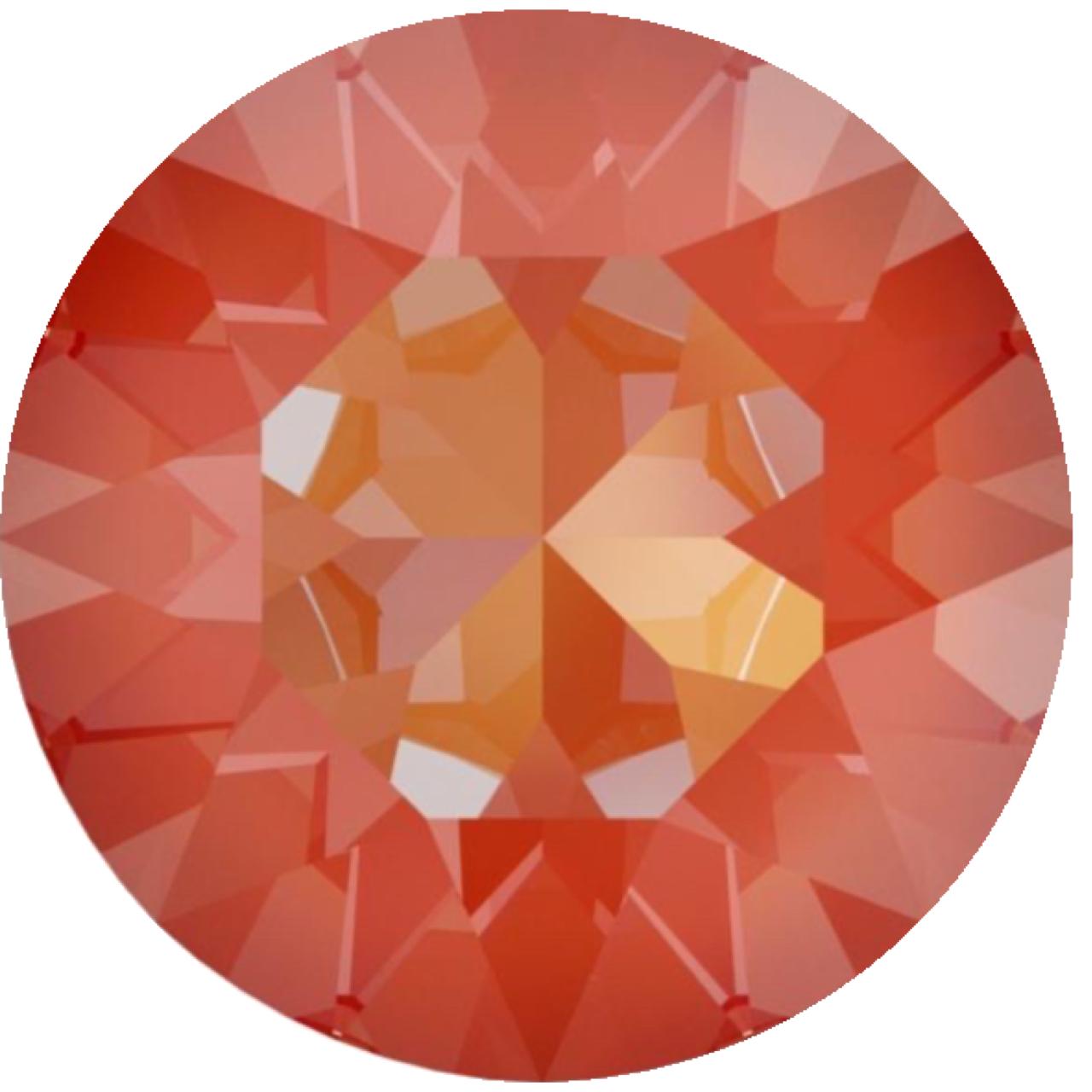 Rhinestone - Orange Glow DeLite
